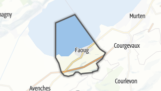 Карта / Faoug