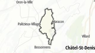 Карта / Ecoteaux