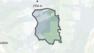 Mapa / Arvigo
