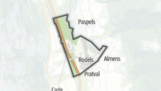 מפה / Rodels