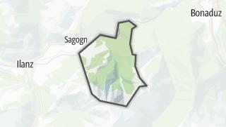 מפה / Valendas