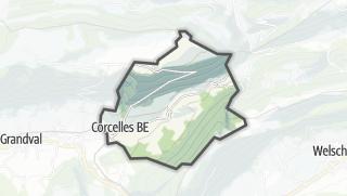 Cartina / Corcelles (BE)