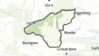 Mapa / Pleigne