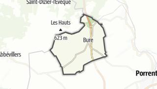 מפה / Bure
