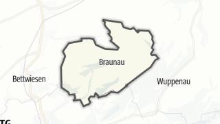 Cartina / Braunau