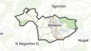 Cartina / Bettwiesen