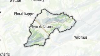 Karte / Nesslau