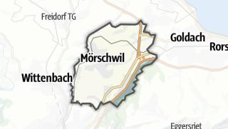 Mapa / Mörschwil