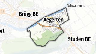 地图 / Aegerten