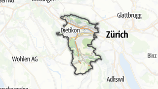 Karte / Dietikon