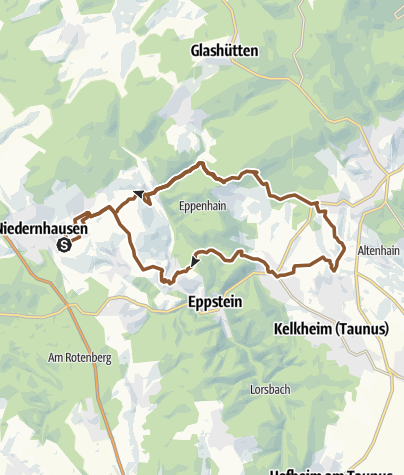 Karte / SBT 17052014 Rote Mühle
