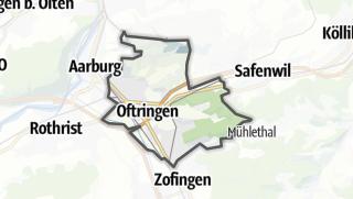 Cartina / Oftringen