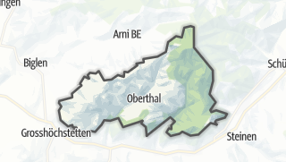 Mapa / Oberthal