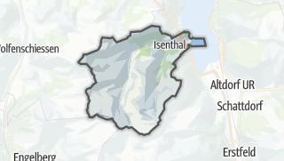 Karte / Isenthal