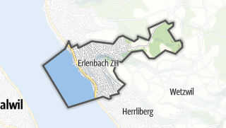 Carte / Erlenbach (ZH)