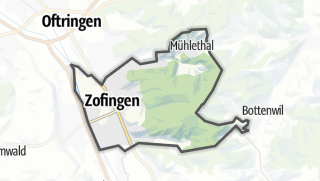 Cartina / Zofingen