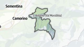地图 / Pianezzo