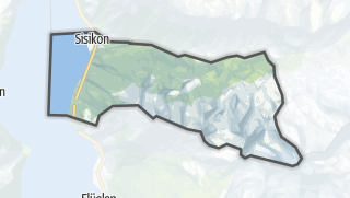 Karte / Sisikon