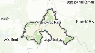 Karte / Dolní Dvořiště