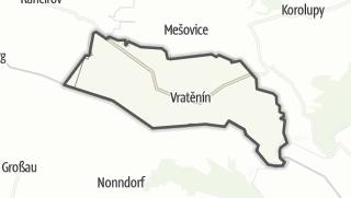 מפה / Vratěnín
