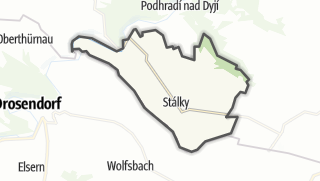 מפה / Stálky