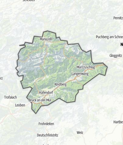Map / Hochsteiermark