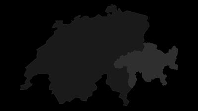 Map / Graubuenden
