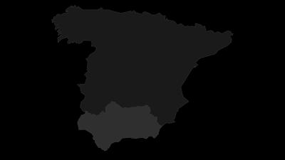 Mapa / Andalucía