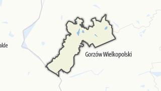 Карта / Mysliborski