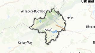 Mapa / Chomutov