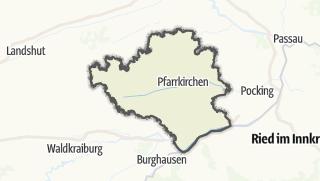 Mapa / Rottal-Inn