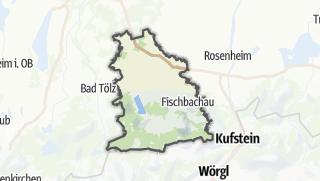 Karte / Miesbach
