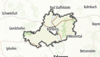Map / Bamberg