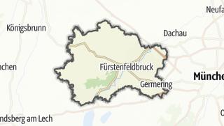 מפה / פורסטנפלדברוק