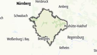 Karte / Neumarkt in der Oberpfalz