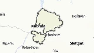 地图 / Karlsruhe