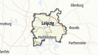 Karte / Leipzig