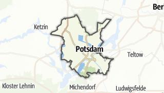 Cartina / Potsdam