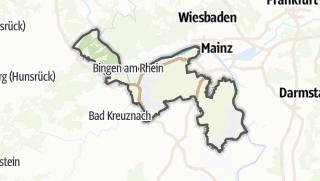 Karte / Mainz-Bingen