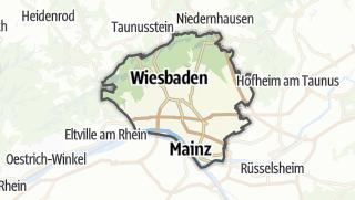 מפה / ויסבאדן