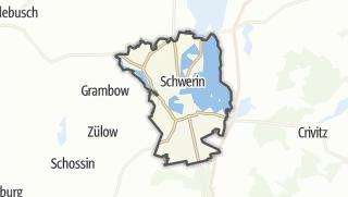 地图 / Schwerin