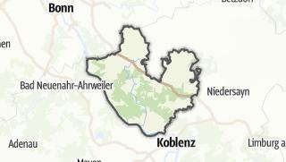 Karte / Neuwied