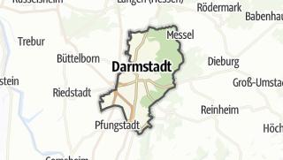 Mapa / Darmstadt