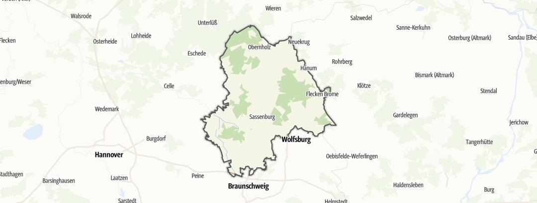 Mappa / Gifhorn