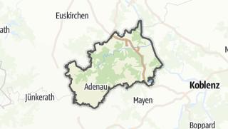 Cartina / Ahrweiler