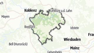 Karte / Rhein-Lahn-Kreis