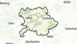 Cartina / Giessen