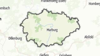 מפה / מרבורג-בידנקופף