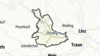 Karte / Eferding