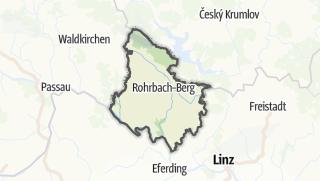 Karte / Rohrbach